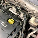 Ремонт косы (электропроводки) автомобиля OPEL ASTRA H готовая работа